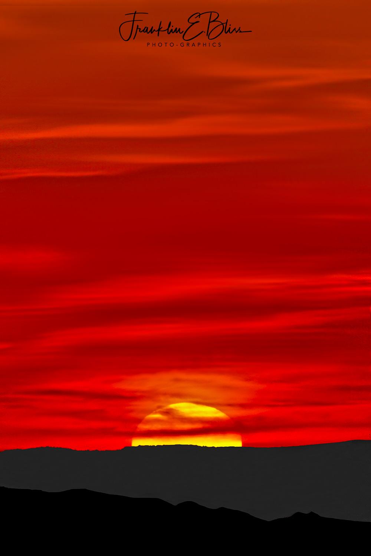Crimson Sunrise #224