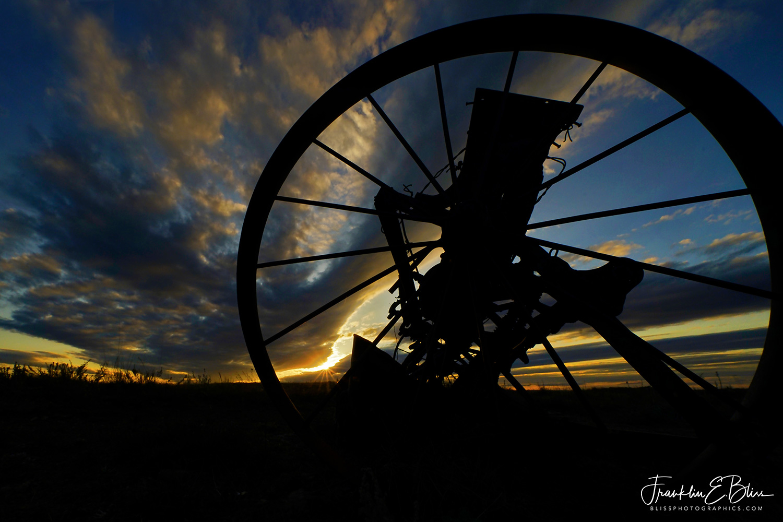 Perspective #9: Through the Steel Wheel
