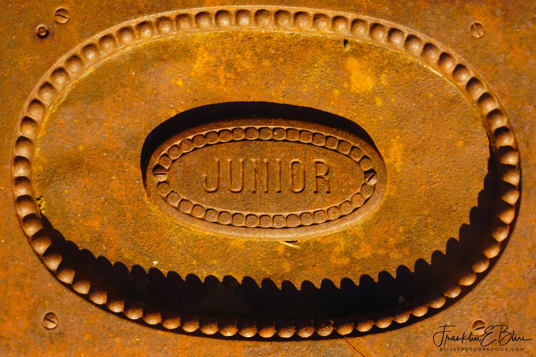 Junior Stove Door