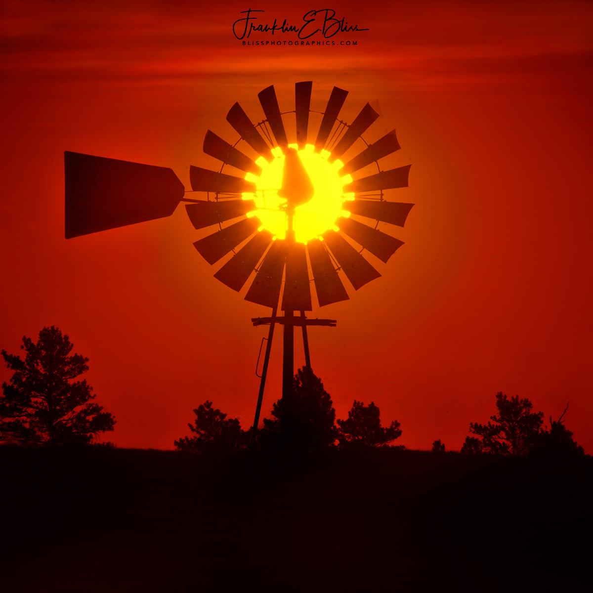 Windmill Sun Filter