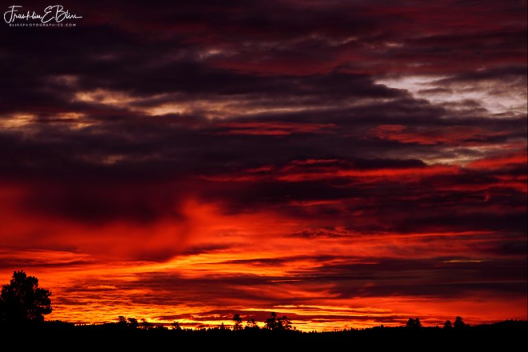 Complex Sunrise Big Sky 110719C