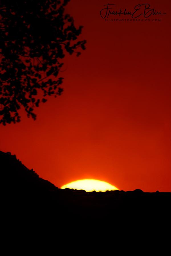 Crimson Crack of Dawn