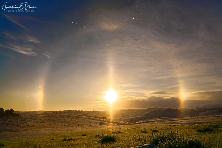 Back Country Sun Dog 120619G