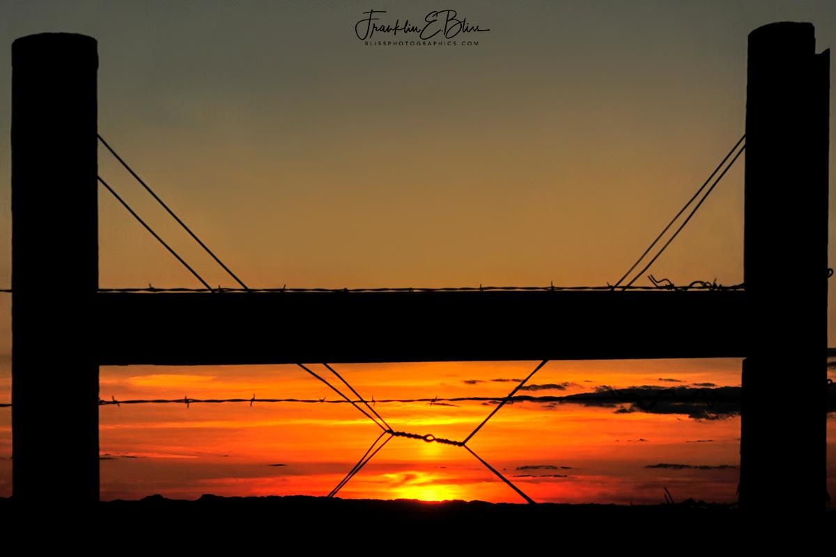 Brace Yourself Sunset