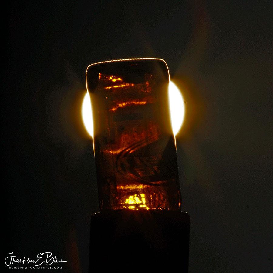 Beer Bottle Sun Filter