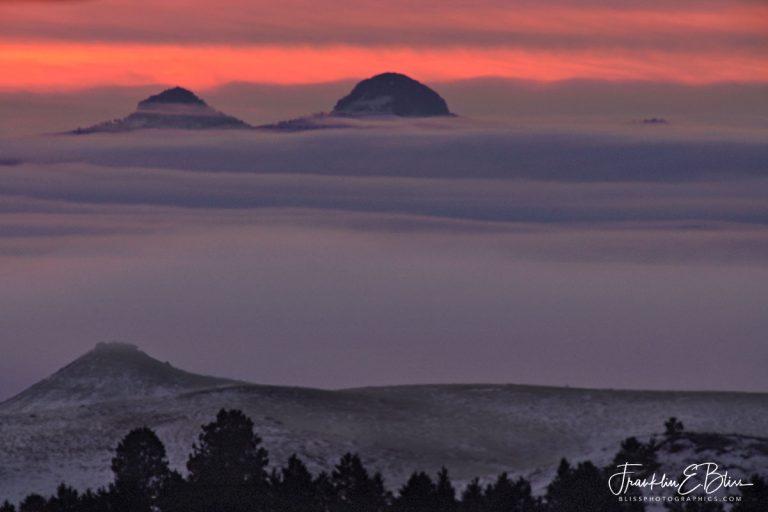 Islands in a Sea of Mist 011320E