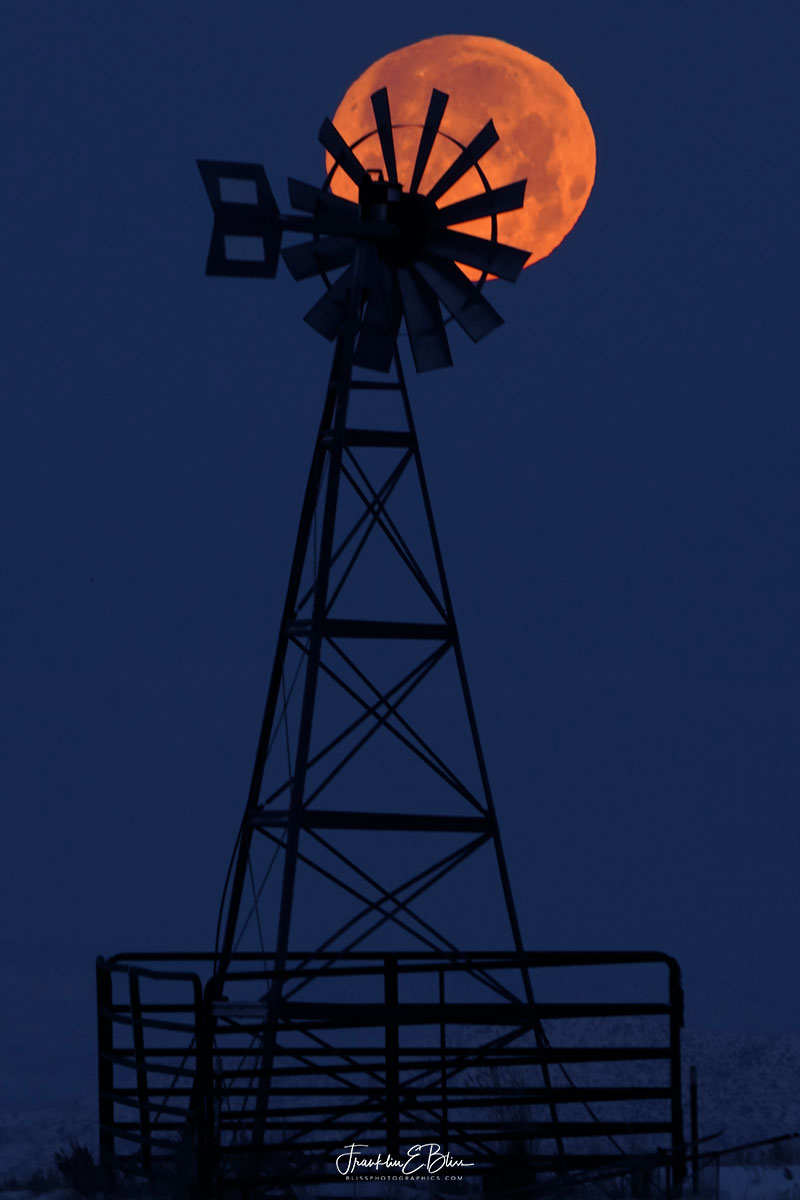 Wolf Moon 2020 January