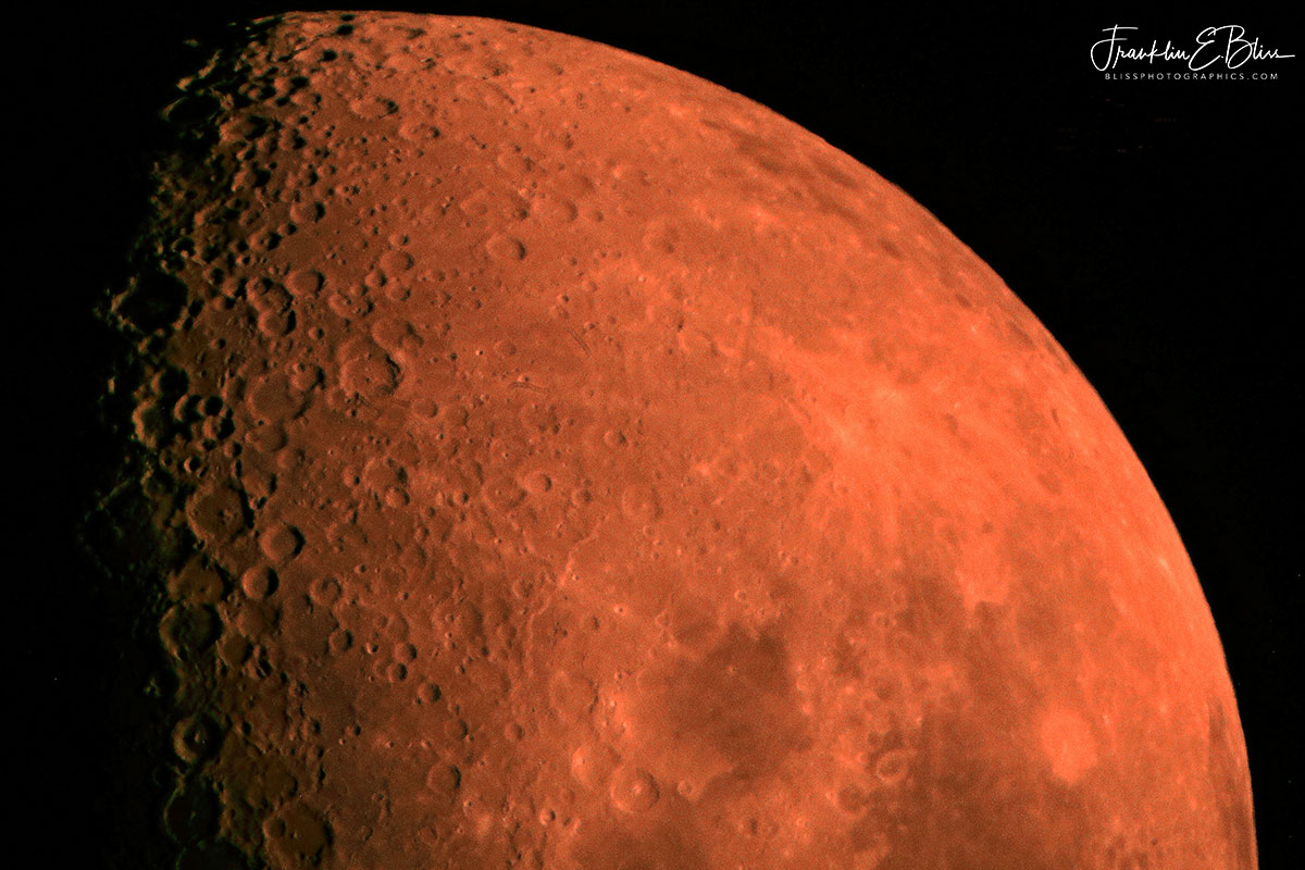 Moon Up Close and Personal