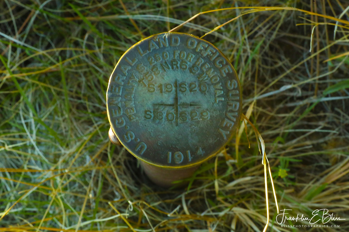 Borderland Backcountry Brass Benchmark