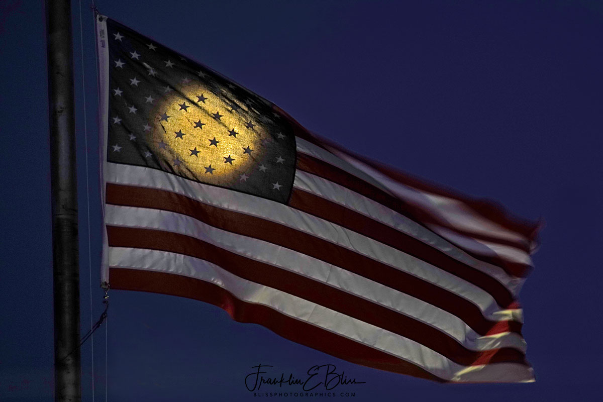 Old Glory Mooning for You