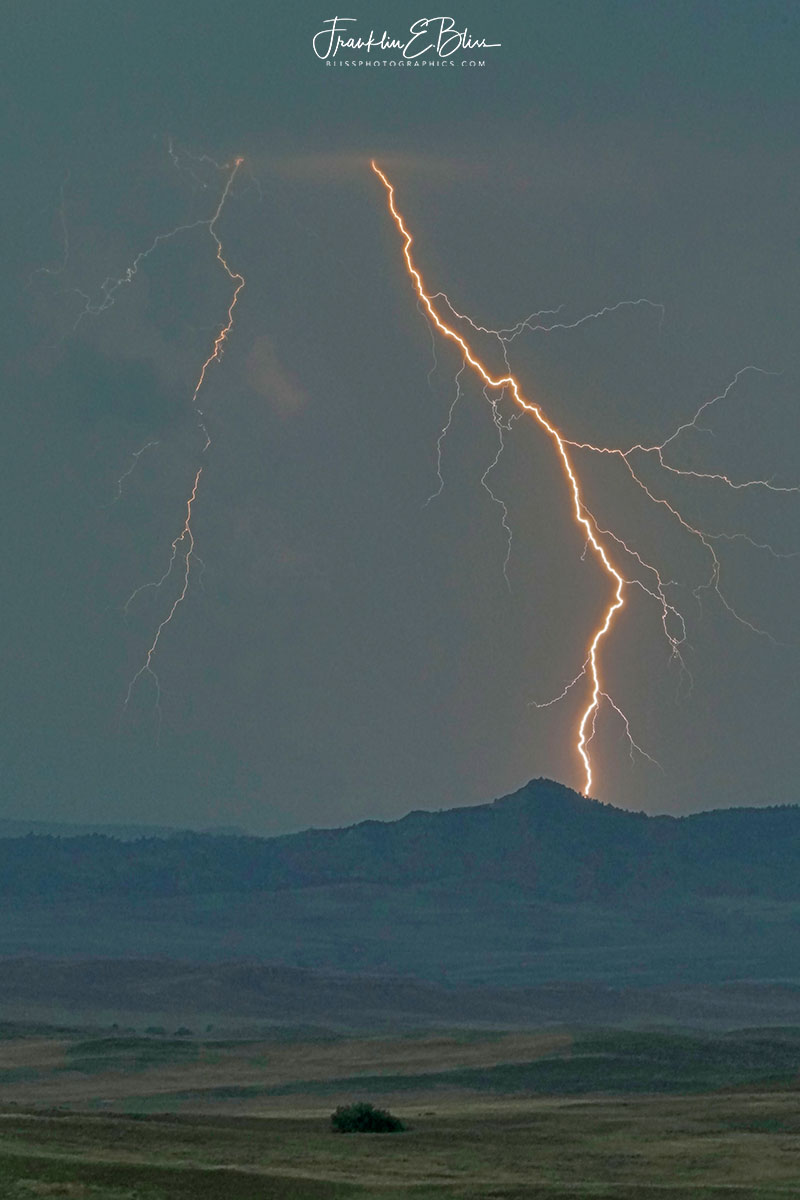Double Trouble Lightning Bolts