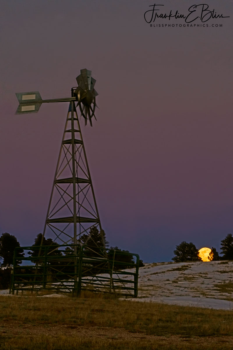 Moon Rise Backcountry Windmill