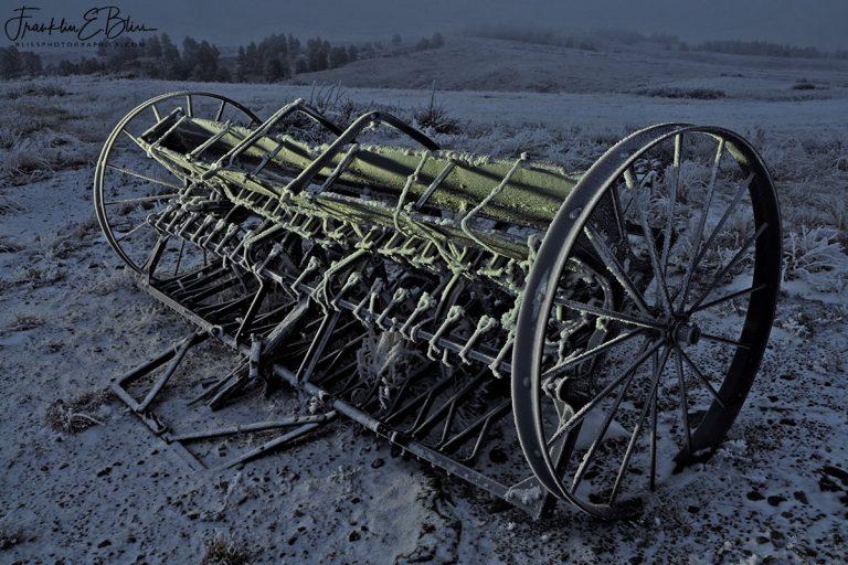 Ridgeline Antique Frosty Dawn 032020D