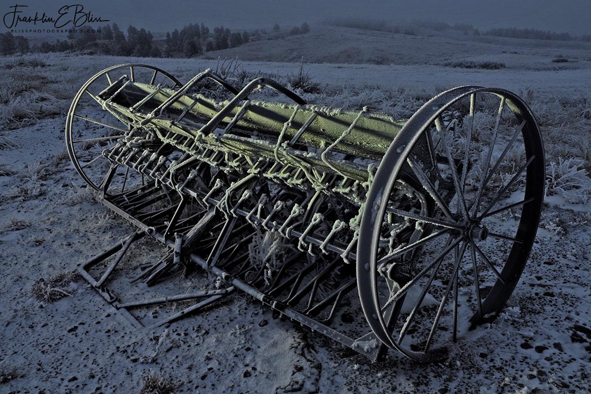 Ridgeline Antique Frosty Dawn