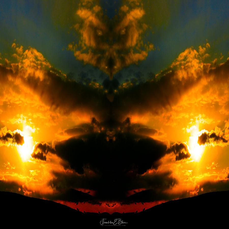 Totem Pole in the Sky