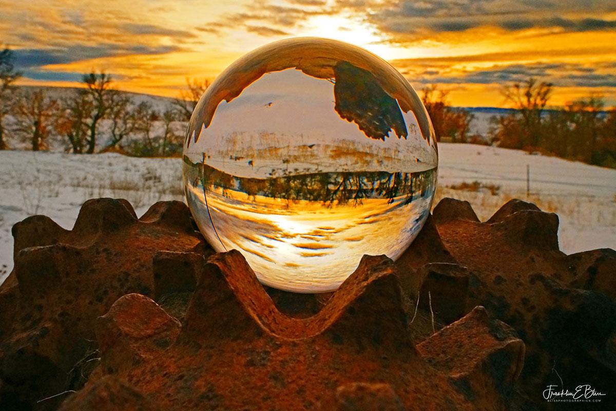 Drill Bit Crystal Sphere