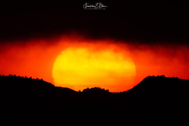 Sunset 40 Mile Ridge 032020A