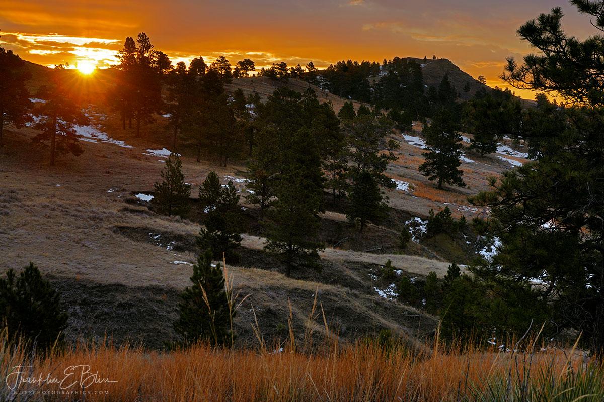 Sunrise Ridge Backcountry Show
