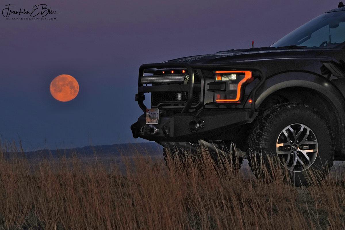 Ford Raptor April Moon