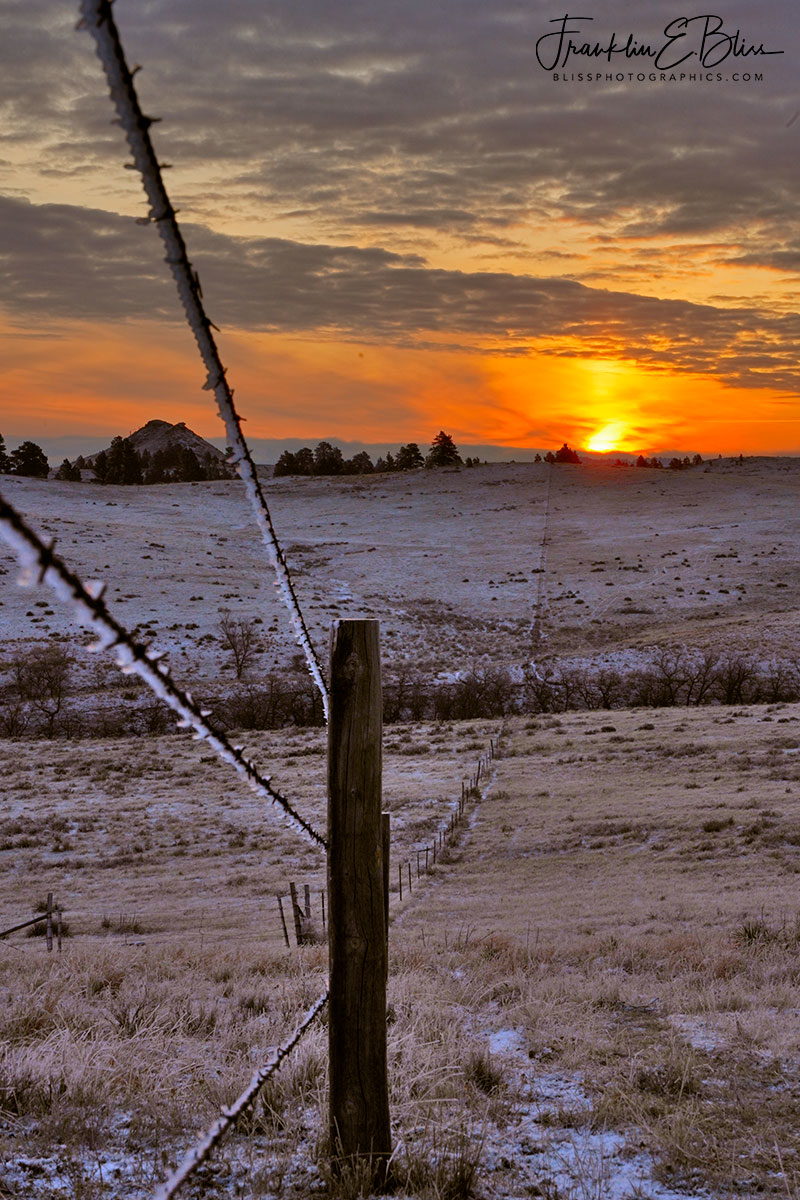 Equinox Sunrise East Fenceline