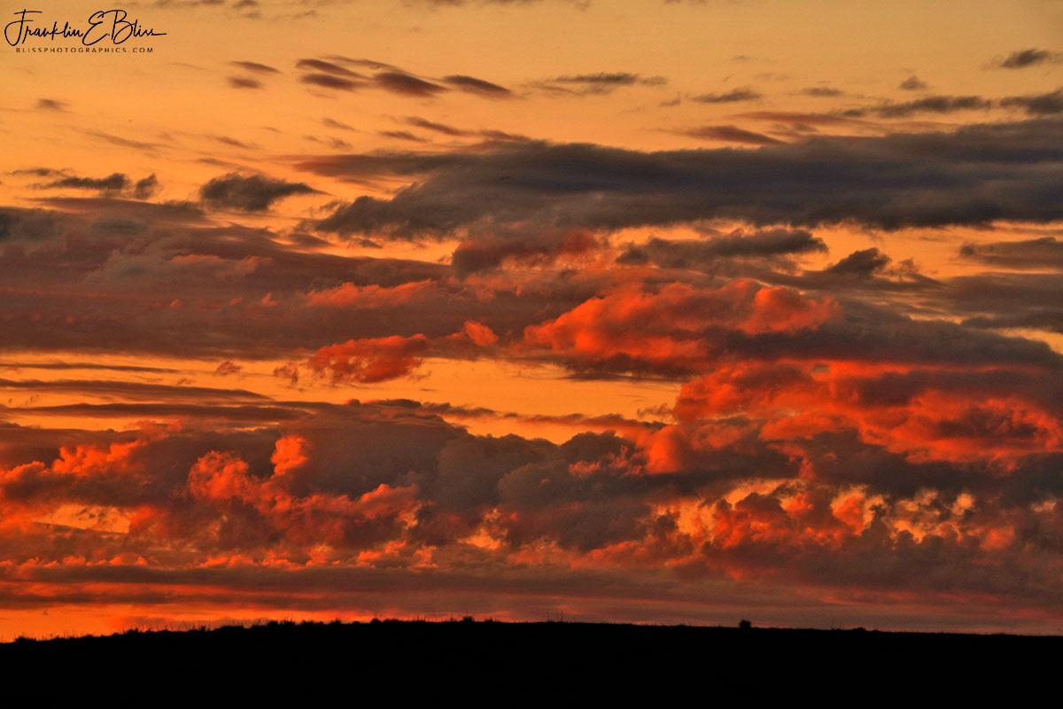 Wyotana Twilight Morning Sky