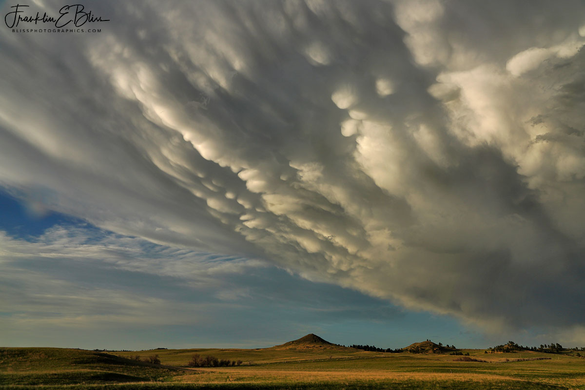 Under the Mesocyclone Mammatus
