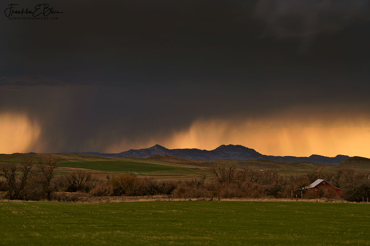 Parks Ranch Rain Shafts