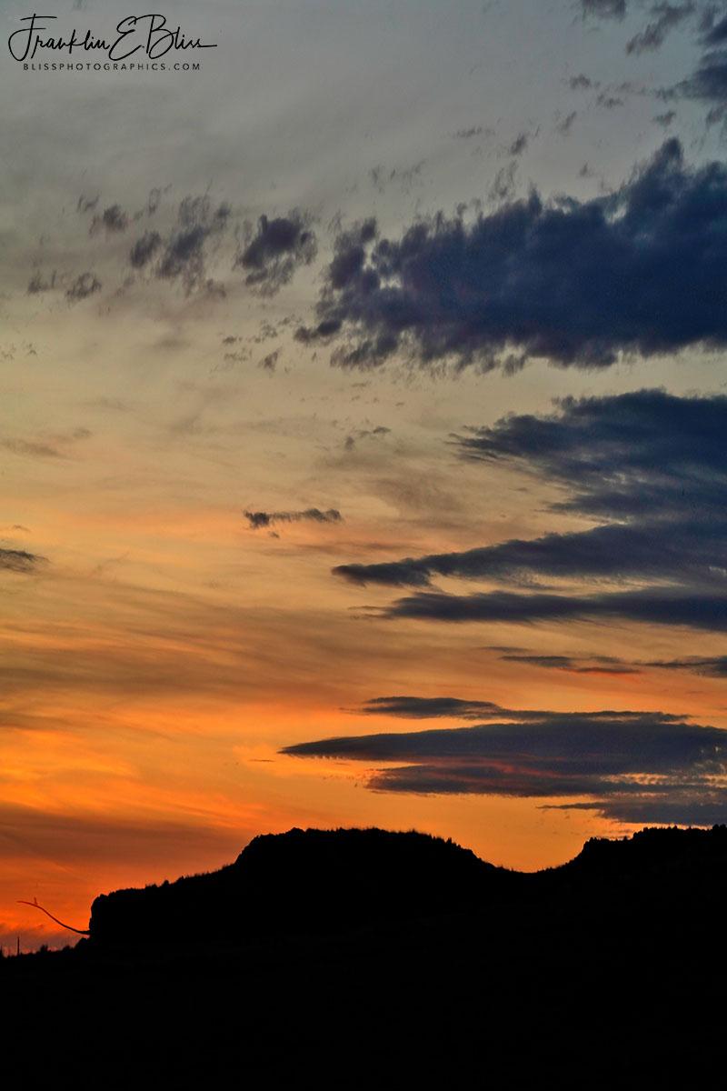 Rattle Snake Ridge Twilight