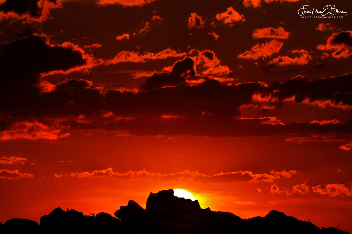 Boulder Field Sun Filter