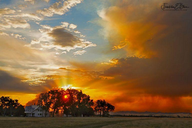 Parks Ranch Distant Fire 072320B