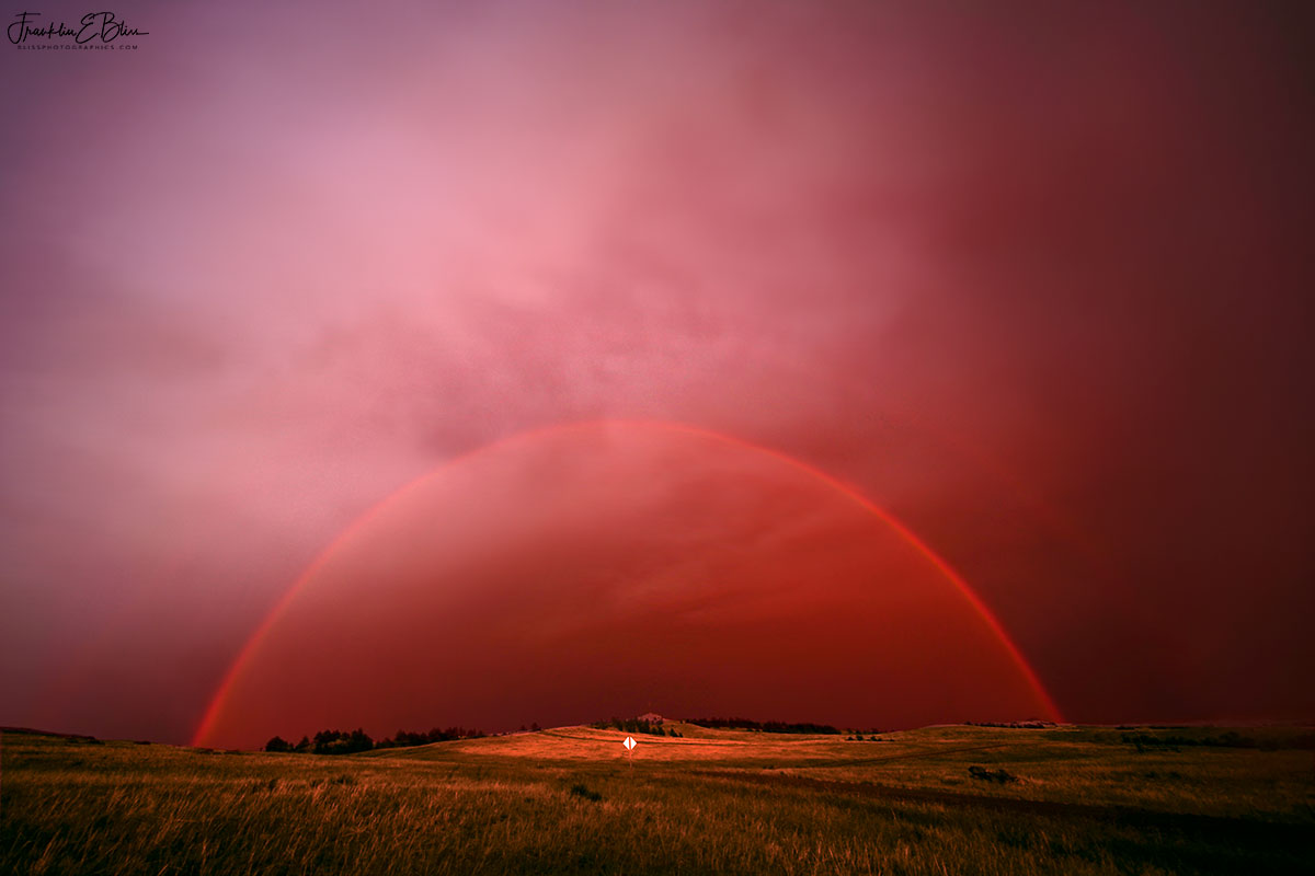 Double Red Rainbow