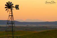 Close Far Windmill BigHorns 070120F