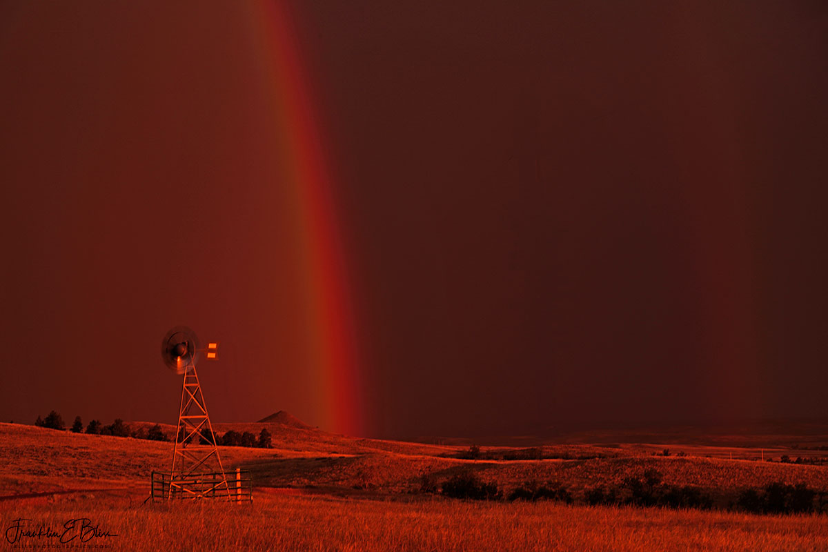 Red Double Rainbow