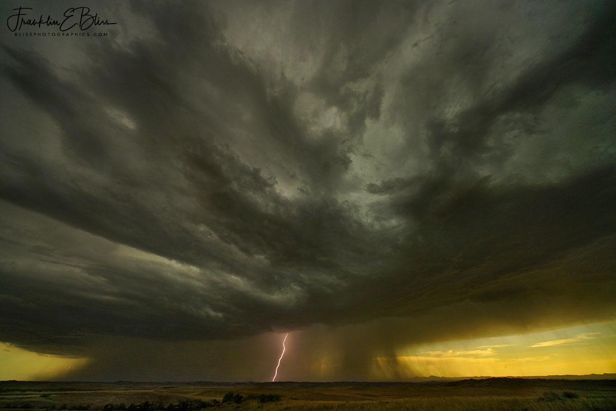 Storm Warning Mesocyclone Incoming