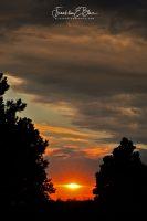 Landscape Funnel to the Sunset 082220K