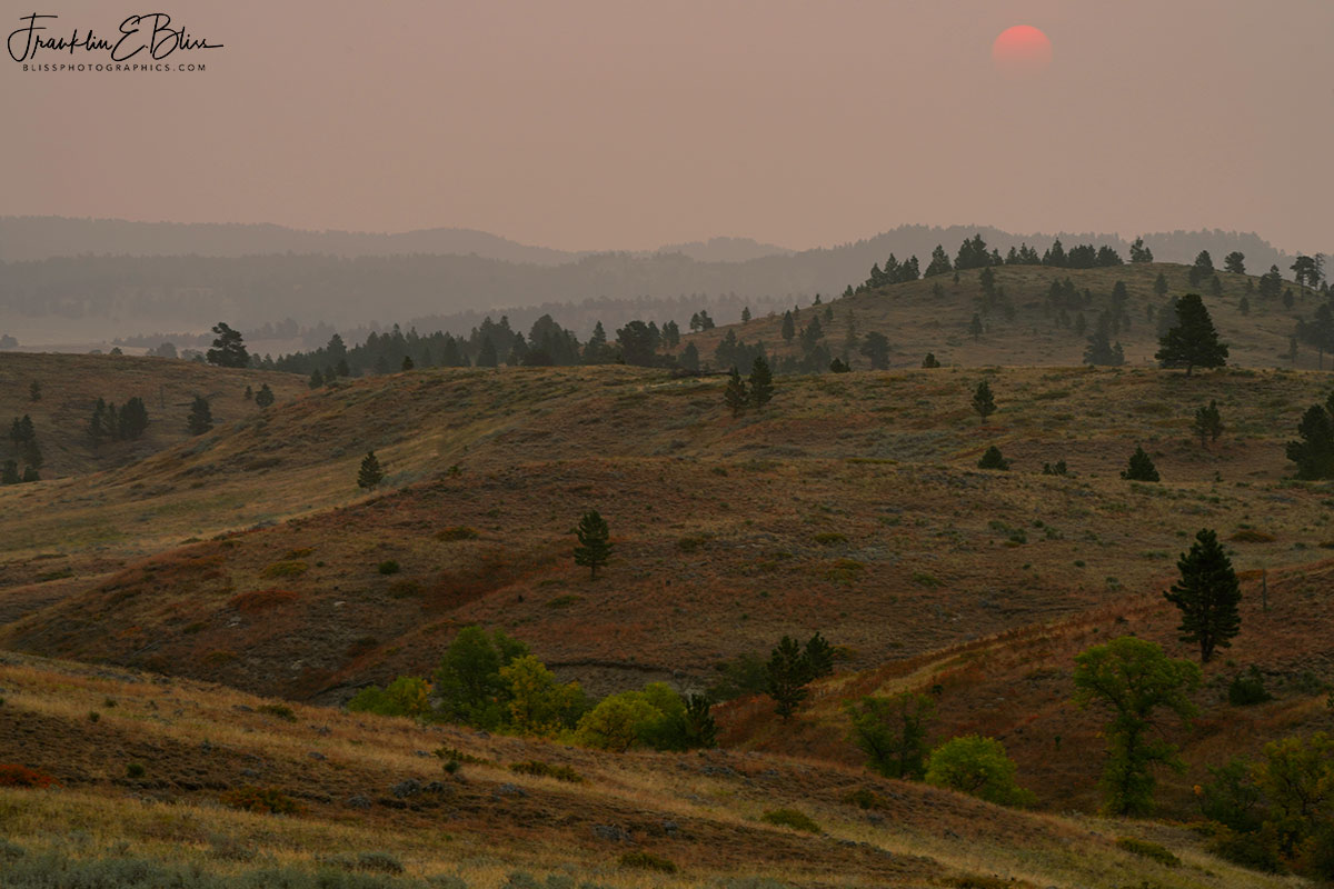 Ridge Country Smokey Sunrise