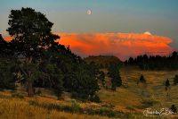 Moon Above Mesocyclone Below 090220B