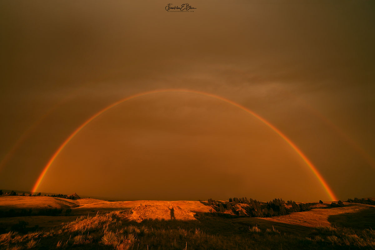 Last Rainbow of the Summer