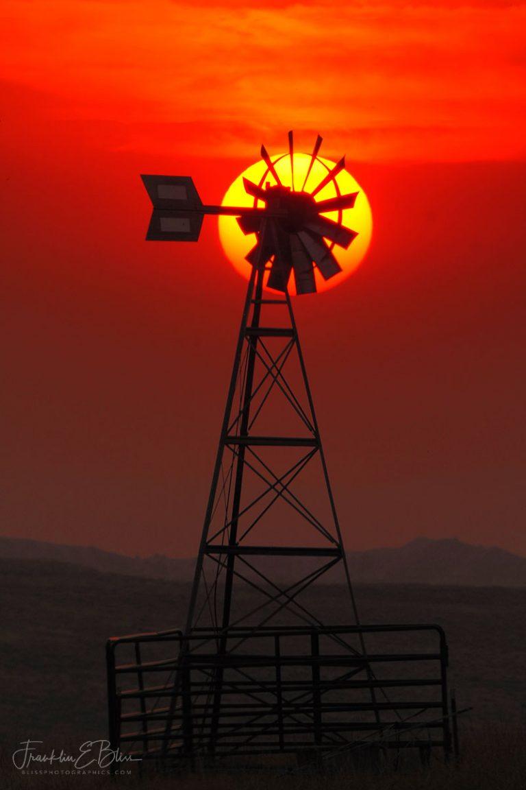 Smokey Sun Windmill Filter 090520K