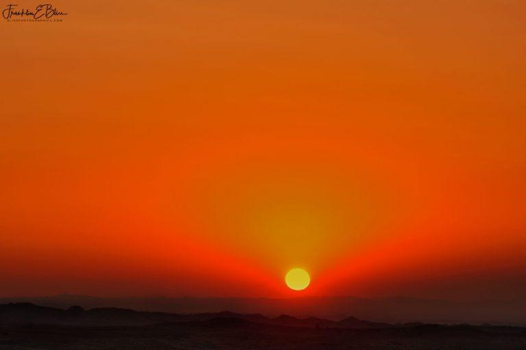 Setting Sun Shock Wave 090520C