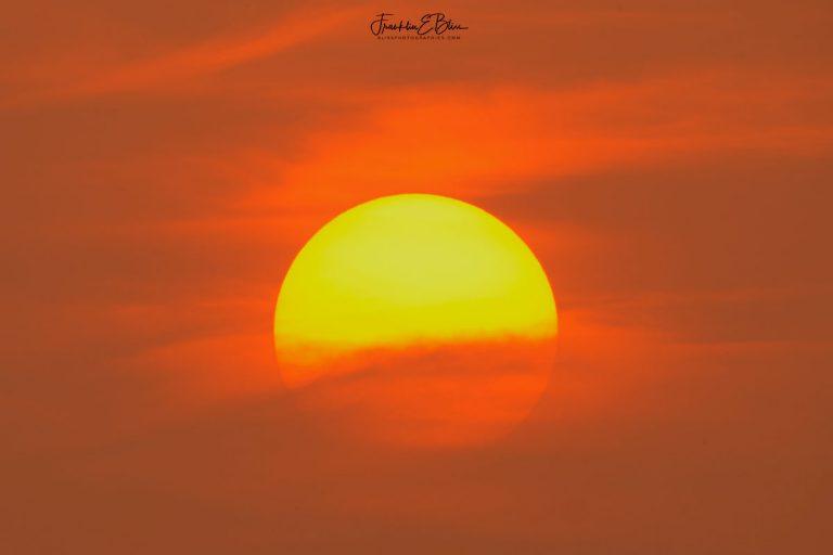 Just a Smokey Sun 091820C