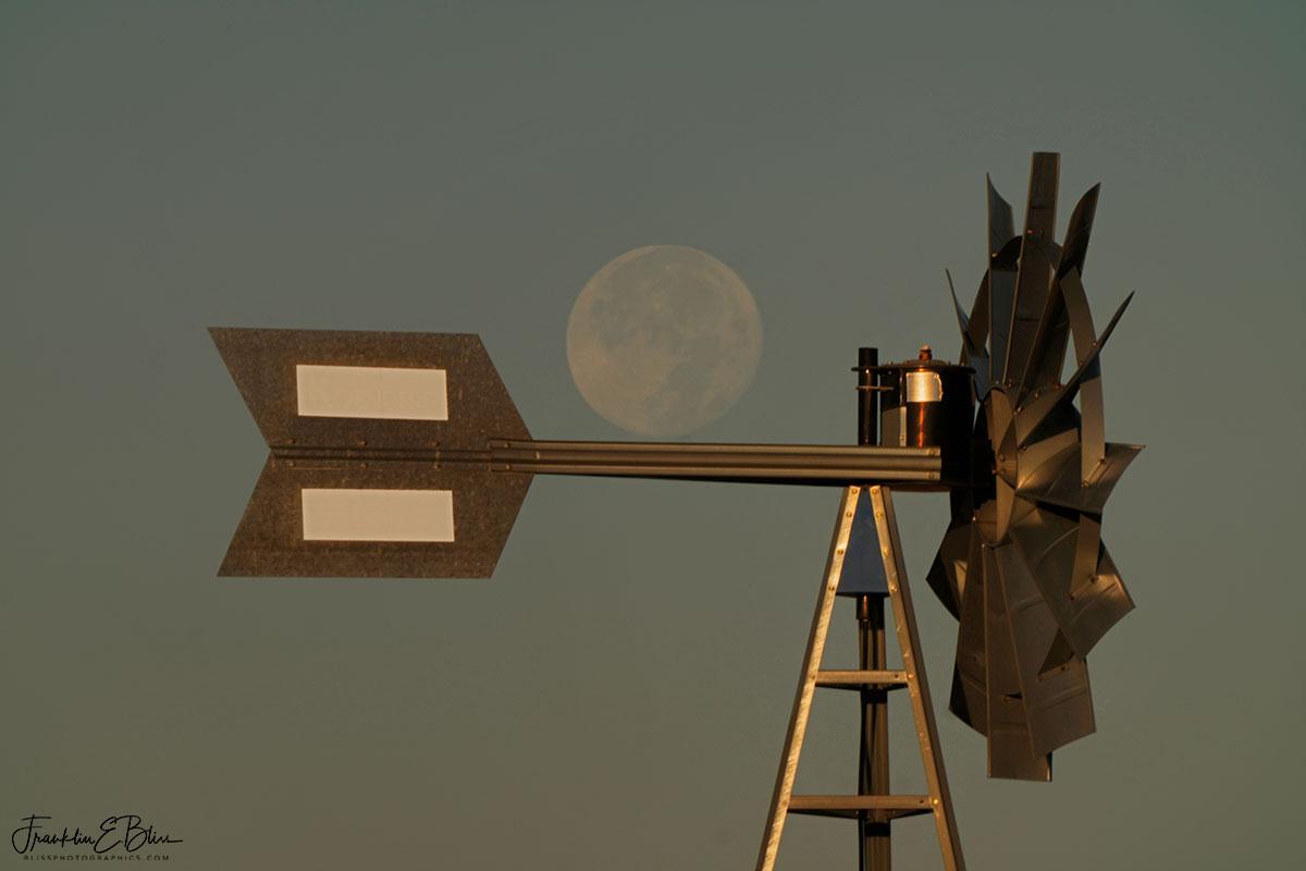 Windmill Landing Pad